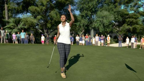 Is PGA Tour 2K21 on PS5
