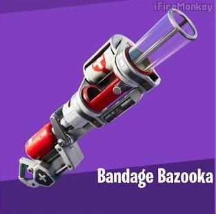 Bandage Bazooka Upgrade: I was thinking of a way we can make the Med role  more valuable in squads and I think if we added a Legendary Rarity with a  +20 bonus