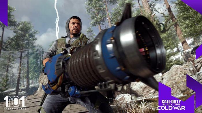 Call of Duty Black Ops Cold War Season 1 Update