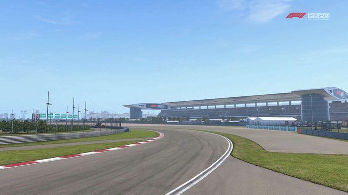 F1 2020 China turn 7 Y