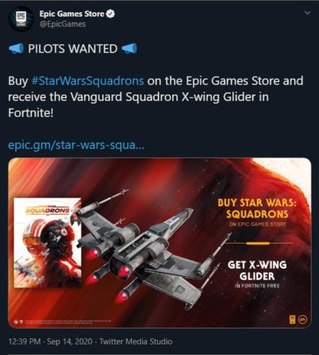 Star Wars glider min 1