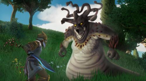 Gods Monsters enemies