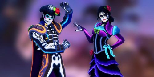 mexican fortnite skins