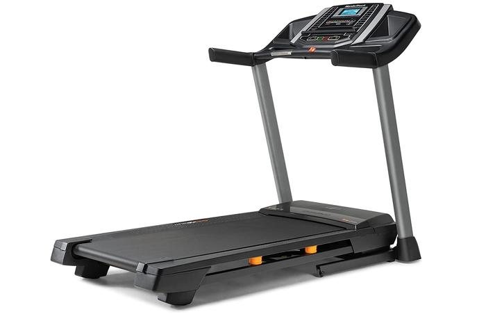 best treadmill nordic track product image of the treadmill.