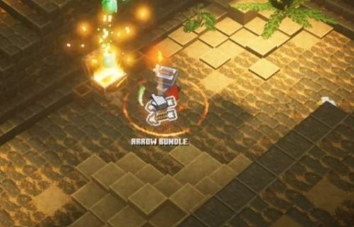 MInecraft Dungeons Desert Temple Secrets 1 4