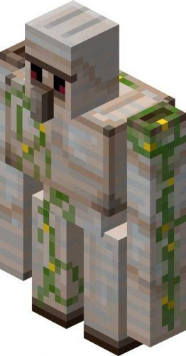 Minecraft Dungeons how to get the iron golem