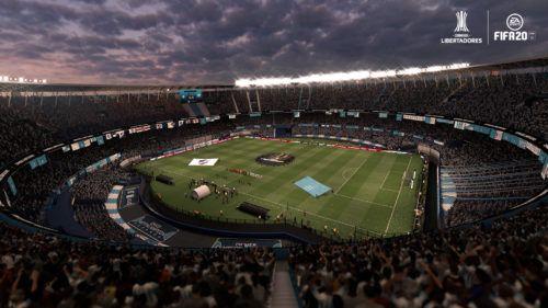 FIFA 20 COPA LIBERTADORES STADIUM