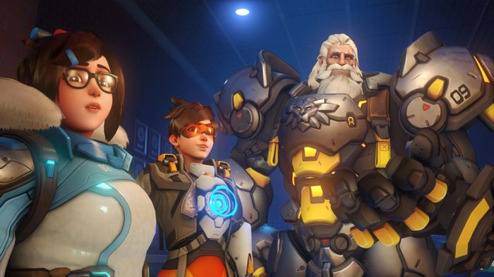 BlizzCon 2021 Leaks Overwatch 2 Heroes Map