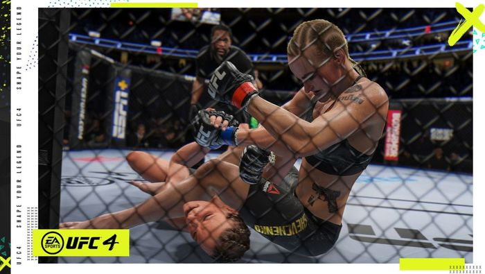 ufc 4 submissions gameplay 1
