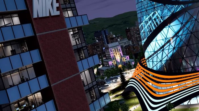 The City image from NBA 2K22