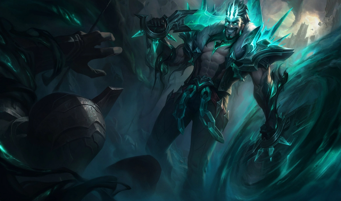 LoL 11.2 Patch Notes Skins