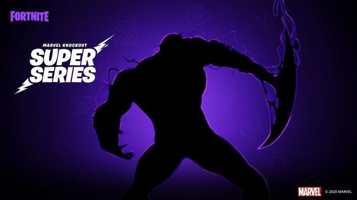Fortnite Venom Super Series Reveal
