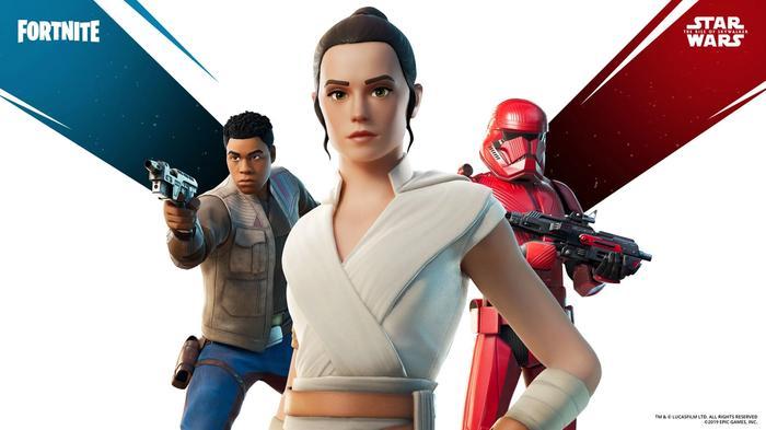 Fortnite Star Wars Skins 1 December 2019