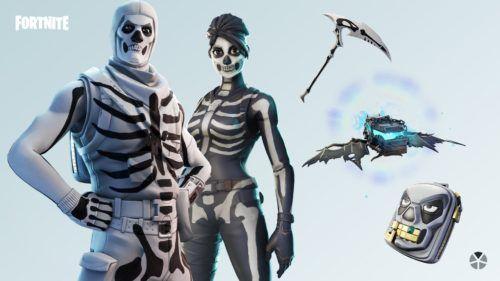 Fortnite Halloween Skins