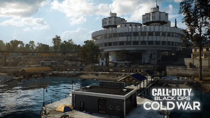 Call of Duty Black Ops Cold War Sanatorium Fireteam Game Mode Map